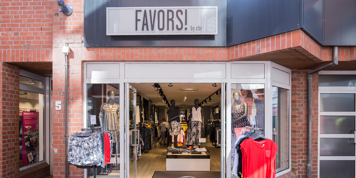 Favors Store Nordenham
