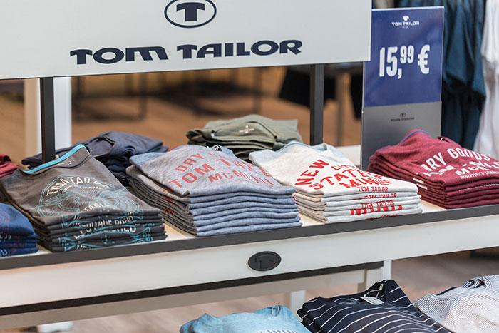 Modehaus Büsing Tom Tailer Herren T-Shirts