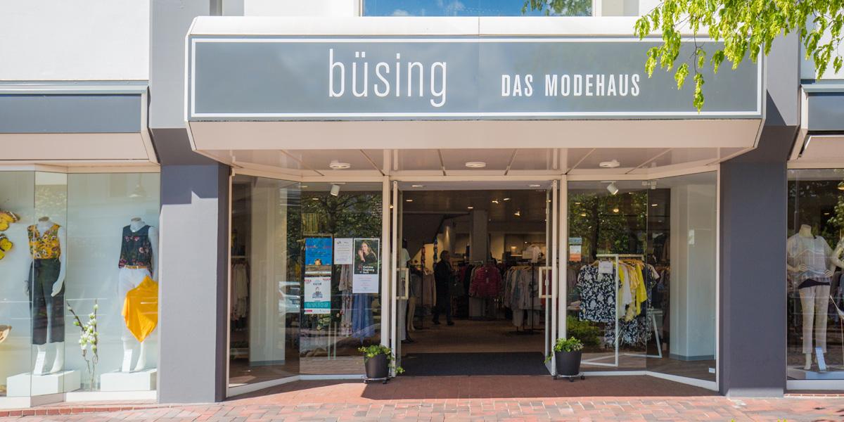 Modehaus Büsing Brake Eingang